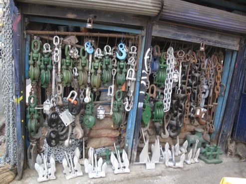 Anchor shop