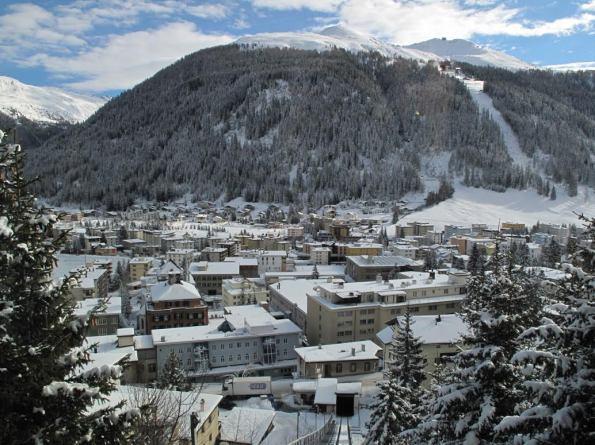 davos from schatzalp